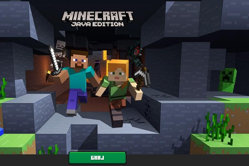 Minecraft – czyli grafika to nie wszystko