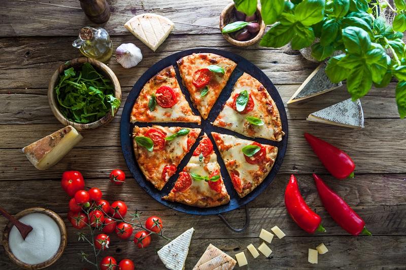 Pizza w Zielonej Górze, czyli jak zjeść dobrze w polskiej stolicy wina