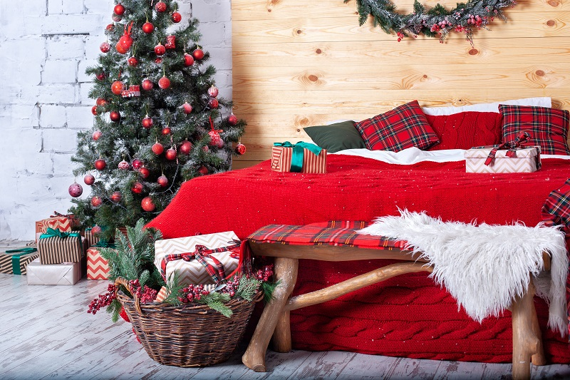 Zestawy pościeli świątecznej – inspiracja prezentowa